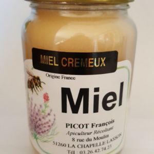 miel cremeux au-potager-de-becheret ©