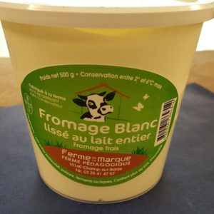 fromage blanc au-potager-de-becheret