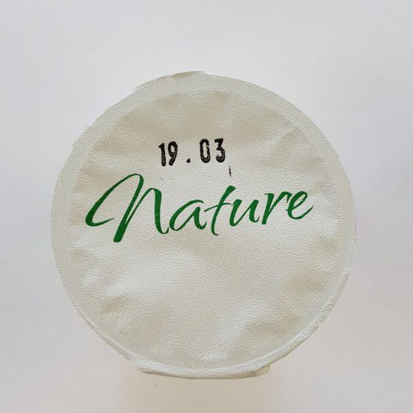yaourt nature au-potager-de-becheret©