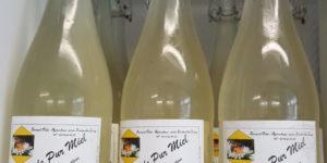 limonade au miel au-potager-de-becheret©
