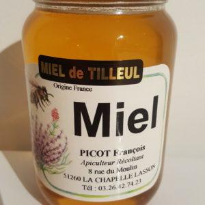 miel de Tilleul au-potager-de-becheret.com©